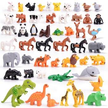 Lego zvieratka pre deti – rôzne varianty
