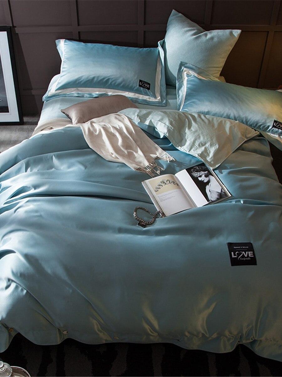 4Pcs Bedding Set Durable Soft Comfy All Match Bed Sheet Set 4Pcs Bedding Set Durable Soft Comfy All Match Bed Sheet Set