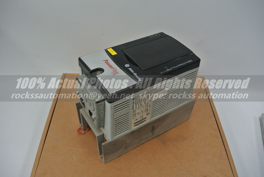 Power Flex 70 Series AC Driver 20AD1P13AYNNNC0 Used In Good Condition With Free DHL / EMS dhl ems used original a5e02503065 inverter power driver board in good condition
