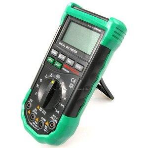 Image 2 - Mastech MS8268 אוטומטי טווח דיגיטלי מודד מלא הגנת Ac/Dc מד זרם מד מתח אוהם תדר חשמל Tester דיודה מבחן