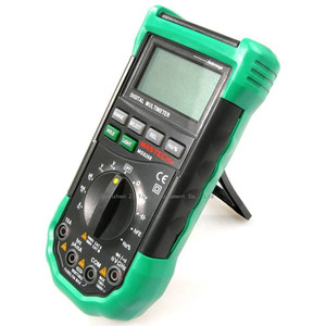 Image 2 - Mastech MS8268 Auto Range Digital Multimeter Full Protection Ac/Dc Ammeter Voltmeter Ohm Frequency Electrical Tester Diode Test