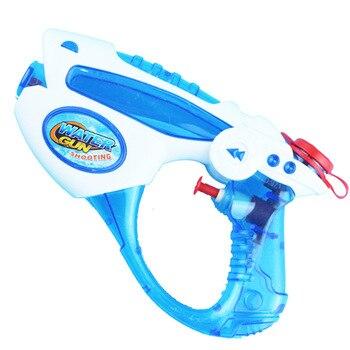 Outdoor Beach Toys Kids Summer Beach Water Gun Seaside Natatorium Square Drifting Water Pistol Squirt Toys 2