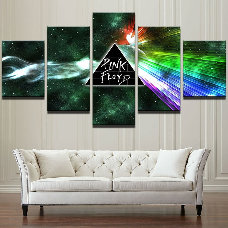 Pink Floyd Wall Art compare prices on pink floyd wall art- online shopping/buy low