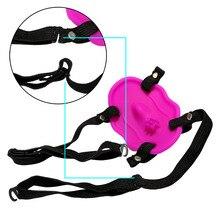 Strap on Butterfly Vibrator for Clitoris Stimulation