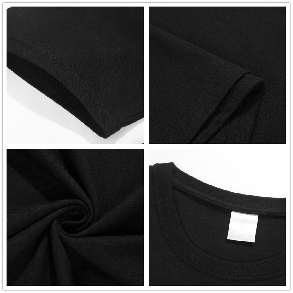 Fashion Short Sleeve Women and Men's T Shirt Sexy Anime Figure 100% Cotton Top Tees Casual O Neck T-Shirt Unisex Couple TShirt