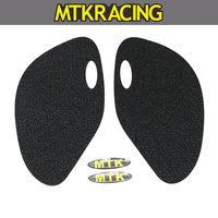 MTKRACING Anti Slip Pad Tank 3M Traction Pad Side Gas Knee Grip Protector Stickers For Suzuki GSXR1000 GSX R1000 GSXR 1000 09 15