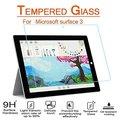 """Para microsoft surface pro 3 12 """"9 h 0.3mm tablet pc pantalla a prueba de explosiones templado película de vidrio templado protector de la cubierta"""