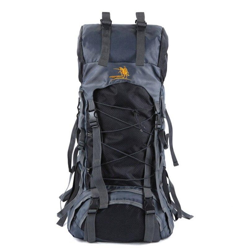 60L large capacity Water Resistant Backpack trekking Bag unisex Travel bags Pack Mountaineer Sightseeing Hike bolso de viaje стоимость