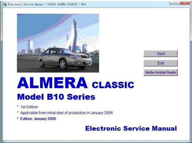 US $42 0 |Electronic Service Manual Repair Manuals for Nissan -in Code  Readers & Scan Tools from Automobiles & Motorcycles on Aliexpress com |  Alibaba