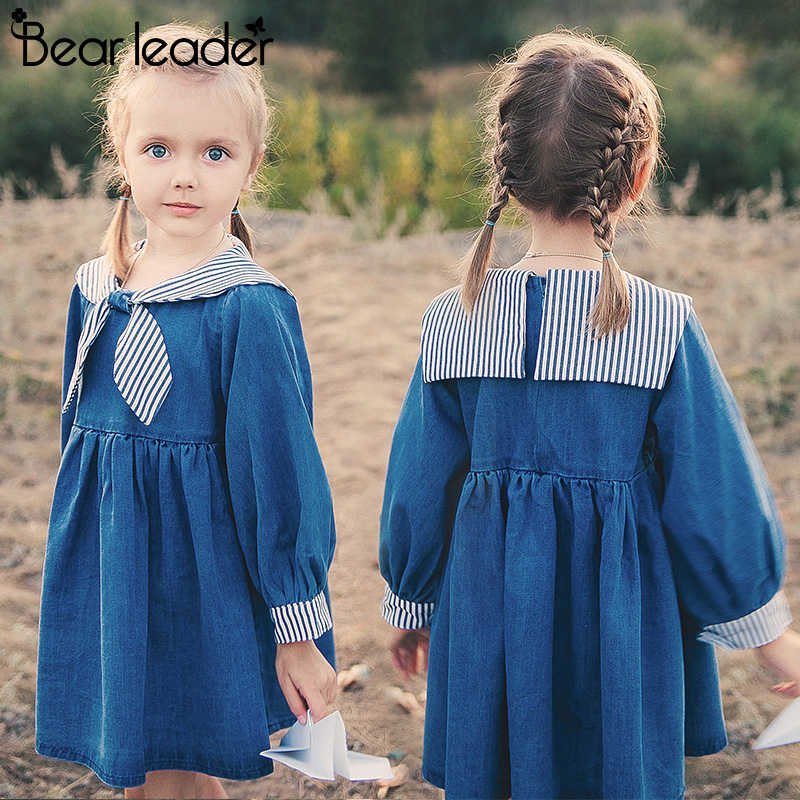 e30de0654c0e3 Detail Feedback Questions about Bear Leader Girls Dresses 2019 New ...