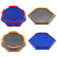Lame rafale Gyro Arena 38*33*7.5cm disque passionnant Duel toupie jouet accessoires arène lame stade enfants meilleurs cadeaux