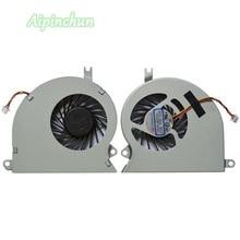 Оригинальный Процессор вентилятор охлаждения для MSI GE40 MS-1491 MS-1492 X460 X460DX X460DX-216US X460DX-291US вентилятор для ноутбука PAAD06015SL N298