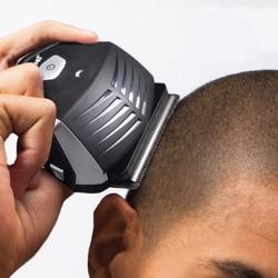 Kemei, cortadora de pelo manual, cortadora de pelo calva lavable, maquinilla de afeitar profesional, cortadora de pelo, herramientas de estilismo, maquinilla de afeitar recta