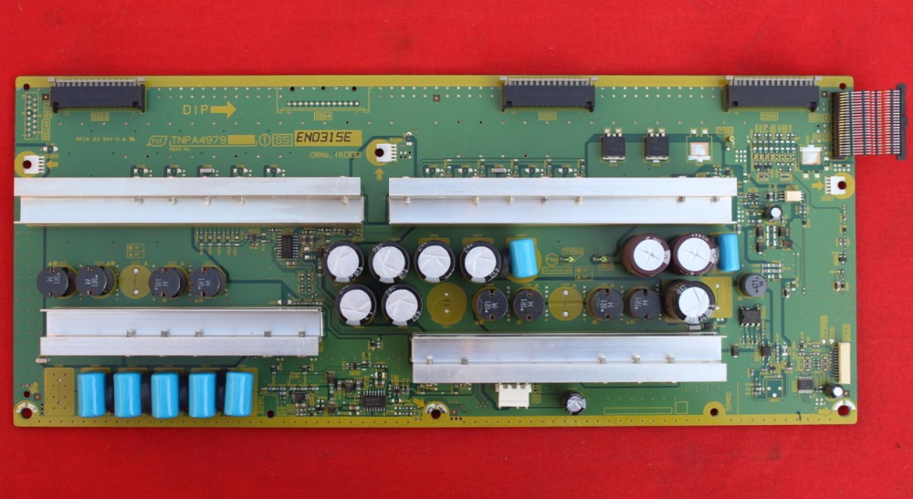 Original TNPA4979 For Panasonic Plasma TV SS Board