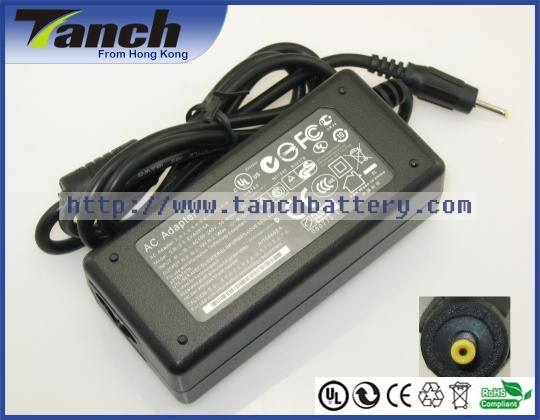 Laptop ac adapters for ASUS Eee PC 1005 1005HA 1201 ADP-40PH AB 1215N 1001PXB 1016P 1001 HA 1015PEM 19V 40W