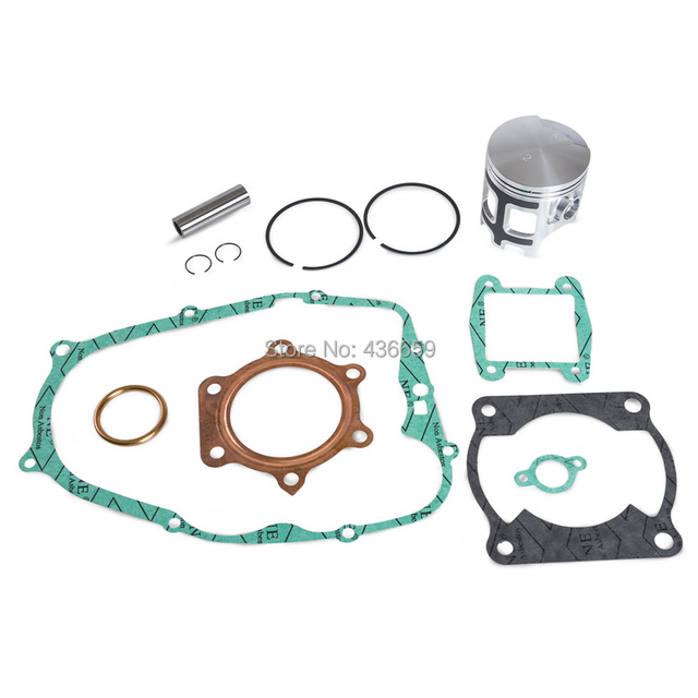 Platinum Series Top End Piston Kit .040 Bore Gasket For Yamaha Blaster YFS 200 67 mm Motorcycle Kits New