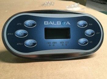 Balboa Keypad panel TP600 with 3 x jet pump button Jet 1,Jet 2,Jet 3,Temp,Light,Aux фото