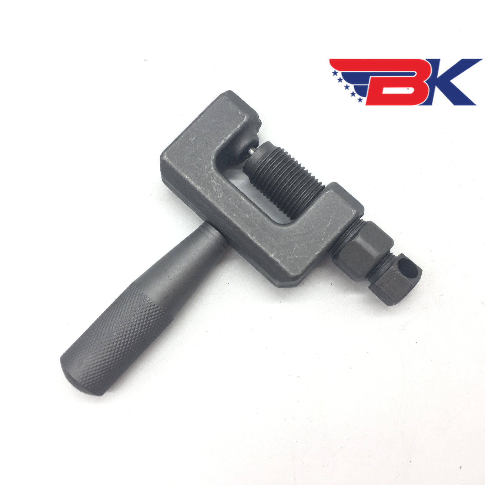 Motorcycle Bike Heavy Duty Chain Breaker Cutter Tool Riveting Tool 415 420 428 520 525 530 630 Wrench & Removal Tool Puller
