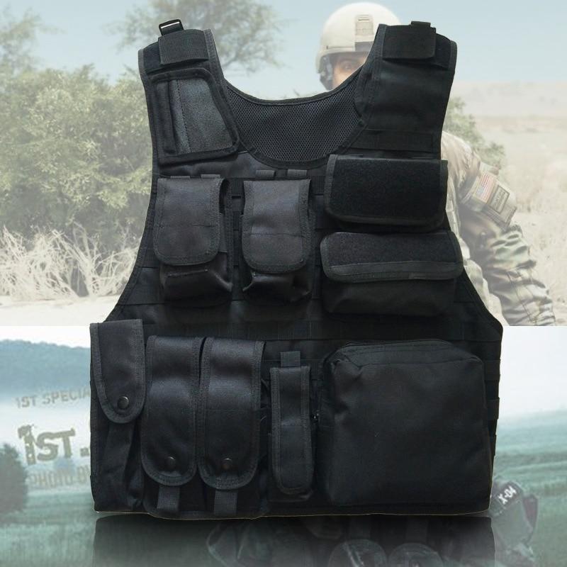2018 colete tatico americano Colete Modular tatico camuflado - Spider colete tatico airsoft MOLLE Tactical Vest SWAT schutzweste