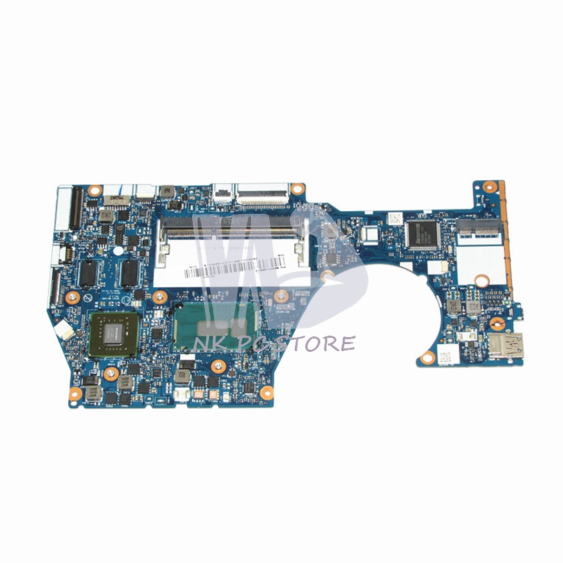 BTUU1 NM-A381 Main Board For Lenovo Yoga 3 14 Laptop Motherboard W8S I7-5500 CPU DDR3L  940M 2GB GPU 04y1168 motherboard for lenovo thinkpad edge e430 laptop main board qile1 la 8131p hd4000 graphics 14 ddr3