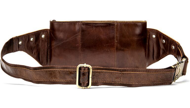 ของแท้หนัง vintage กลางแจ้ง casual เอว pack กระเป๋าเข็มขัด-ใน กระเป๋าคาดเอว จาก สัมภาระและกระเป๋า บน AliExpress - 11.11_สิบเอ็ด สิบเอ็ดวันคนโสด 3