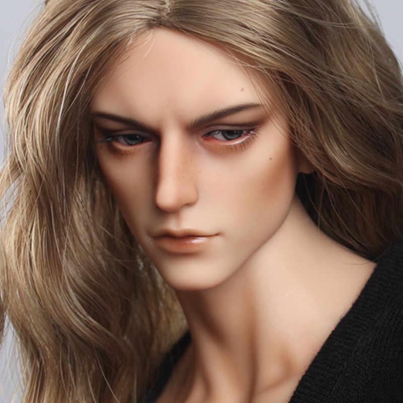 Bjd Кукла sd Arvid 1/4 шарнирная кукла bjd sd Rex горячая Распродажа мальчик 1/4 тело 49,5 см МР тело свободные глаза лицевой панели низкая цена для paphonew g