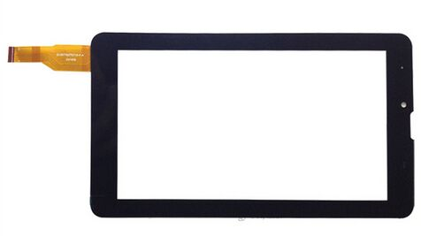 Black New touch screen panel Digitizer Glass Sensor replacement 7 inch CROWN B751 Tablet Free Ship