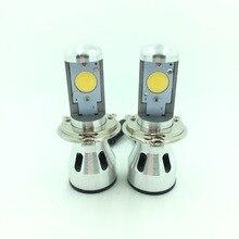 Высокое качество супер яркий 5200LM 12 В 36 Вт H1 H3 9005 Привет/Lo COB LED head light bulb с радиатора комплект для переоборудования с водителем