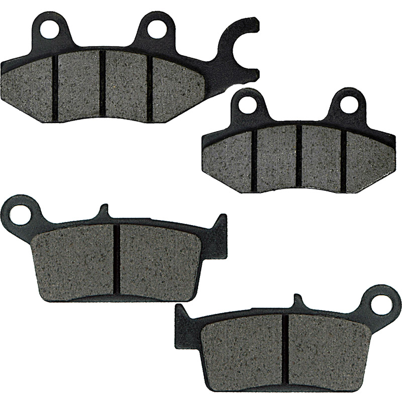 For Honda NSR75 N/P/R/X/Y NS-1/ NSR80 NSR 75 80 1992 1993 1994 1995 1996 1997 1998 1999 2000 Motorcycle Brake Pads Front Rear
