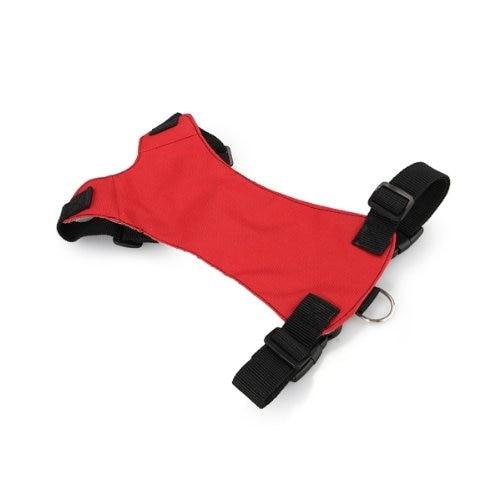 5pcs ABDB Red S Car Vehicle Auto Seat Safety Belt Seatbelt for Dog Pet