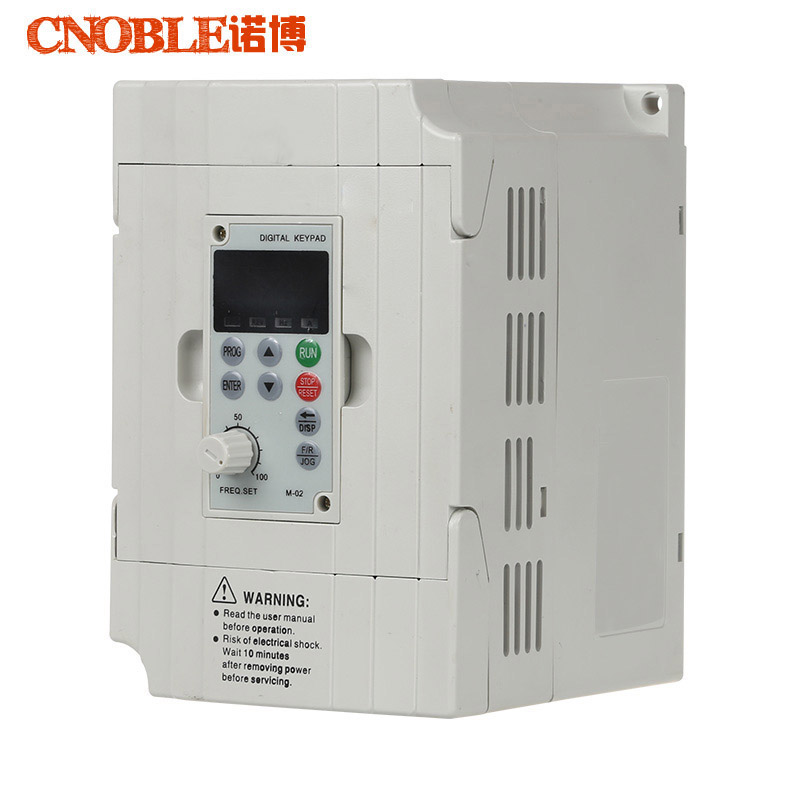Promotion for 2.2KW 220V AC Frequency Inverter 400HZ VFD VARIABLE FREQUENCY DRIVE WITH Potentiometer Knob AC Inverter new variable frequency drive vfd inverter 1 5kw 2hp 220v 7a 1 5kw inverter with potentiometer knob 220v ac