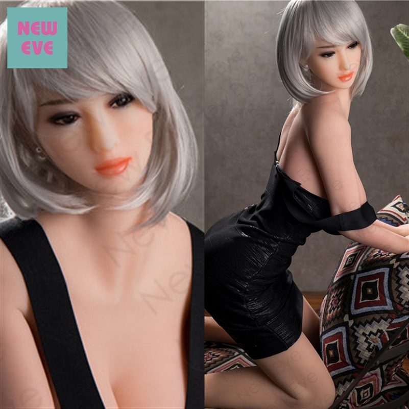 Realistic 158cm Sex Dolls Chinese Doll Manufacturers Cheap Price Big Breast Ass Silicone Love Doll For