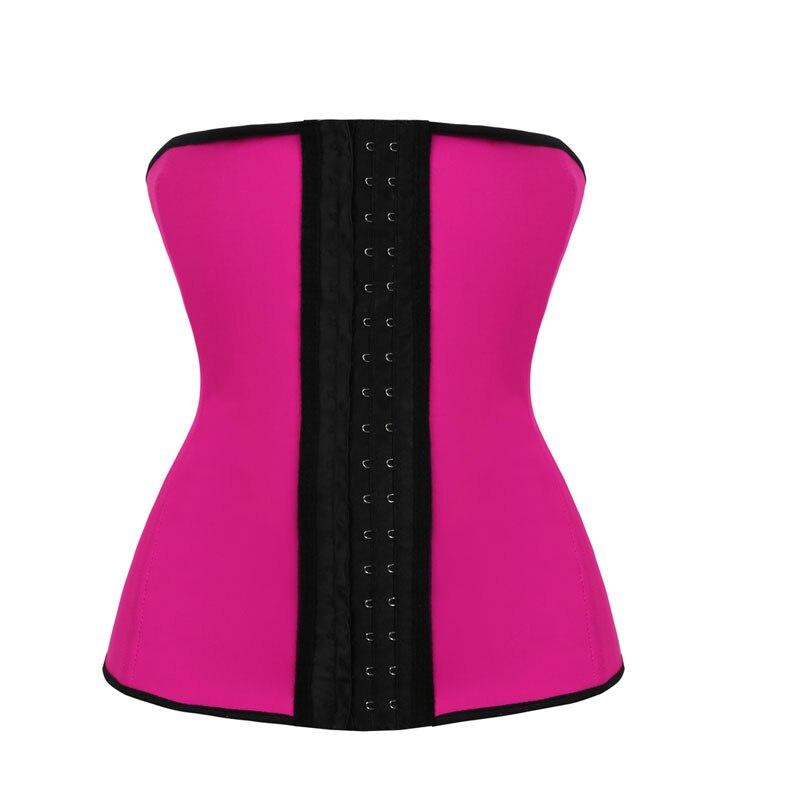 5cb245bed71 faja 4 Steel Bone waist cincher rubber corset ladies waist shaper slim belt  waist trainer faja underwear w7462-in Waist Cinchers from Underwear    Sleepwears ...