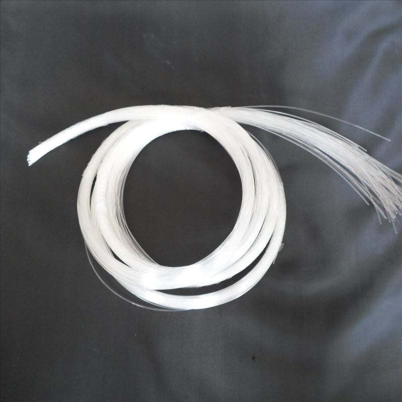 50PCS X <font><b>1mm</b></font> diameter X 2meter long end glow plastic PMMA fiber optical cable for all kind <font><b>led</b></font> light engine driver free shipping image