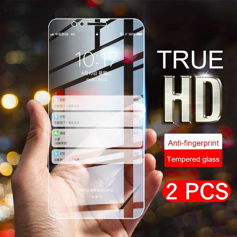 2pcs/Lot Screen Protector For Xiaomi Redmi Y2 S2 K20 6 5A 6A 5 Plus Note 6 5 4 4X Pro Tempered Glass Protective Film