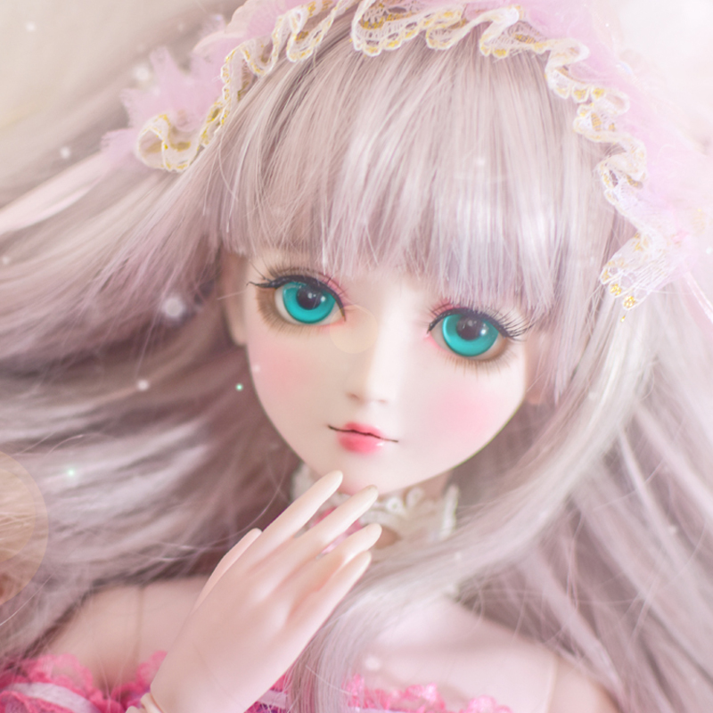 1/3 BJD 60CM Doll toys Top Quality Chinese BJD 18 Ball Joint Doll Fashion Girl Gift toys for girls Modified version Ye Luoli1/3 BJD 60CM Doll toys Top Quality Chinese BJD 18 Ball Joint Doll Fashion Girl Gift toys for girls Modified version Ye Luoli