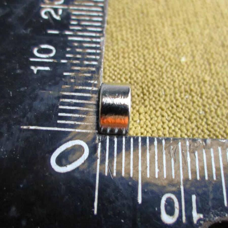 """5 יחידות 10 יחידות 20 יחידות מעגלי חזק 7 מ""""מ x 4 מ""""מ Nd-fe-b Neodymium דיסק מגנט 7*4 מ""""מ"""