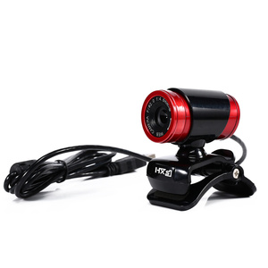 Image 2 - HXSJ A860 HD Webcam 12.0M Pixels CMOS USB Web Camera Digital Video HD Built in Microphone 360 Degree Rotaion Clip on Camera