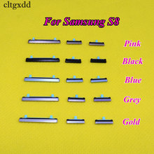 cltgxdd 1PCS POWER ON/ OFF + VOLUME SIDE BUTTON FOR SAMSUNG GALAXY S8 PLUS S8+ G955 G9550 G9500