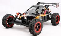 Rovan SLT 305BE 4WD off road remote control car 30.5CC powerful 2 stroke engin