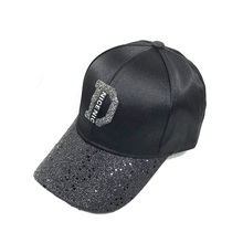 443991522 الترتر حجر الراين قبعة بيسبول للجنسين Snapback قبعات بيسبول النساء إلكتروني  R كاب رياضي شبكة قناع سنببك الهيب هوب العظام Casquet.