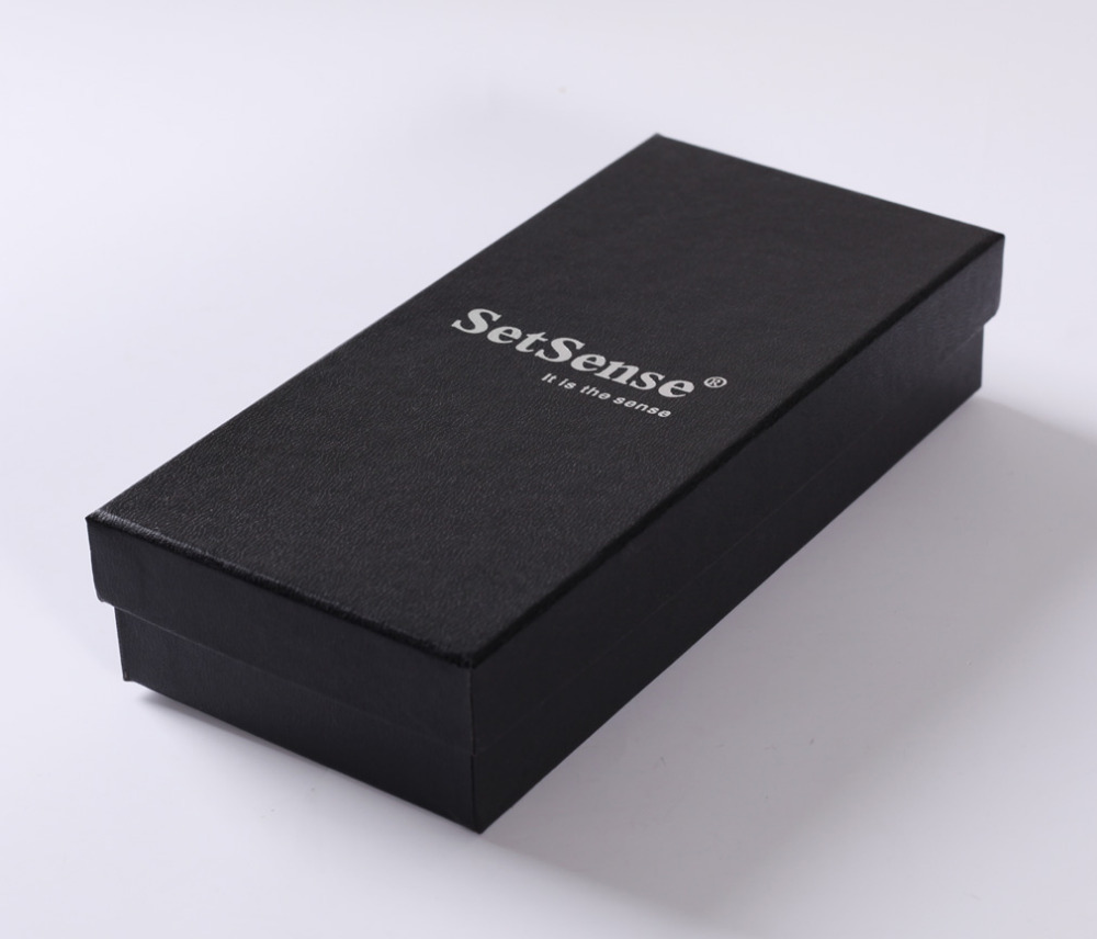Black Gift Boxes Us 5 98 Aliexpress Buy Setsense Professional Tie Box Silver Words Black Gift Boxes 20 5cmx10cmx4 5cm Boxs From Reliable Box Per Hard Disk