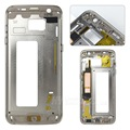 100% original Middle Chassis Housing For Samsung galaxy s7 edge G935f a p v middle frame Plate freeshipping
