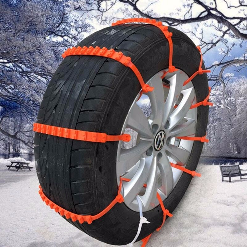 Snow Chain Tires For  Wheel Drive Car