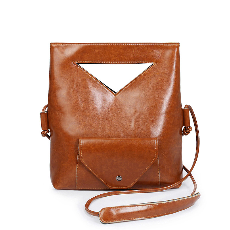 ФОТО New Arrival Ladies PU Leather Cross Body Messenger Bag Solid Luxury Women Bag Large Capacity Shoulder Bags Handbags