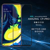 Full Cover Tempered Glass For Samsung Galaxy A80 NILLKIN CP+Pro Full Coverage Glass Screen Protector Film For Samsung Galaxy A90