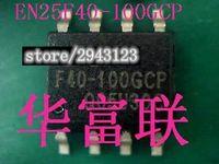 5PCS   F40-100GCP EN25F40-100GCP EN25F40 SOP8