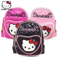 2019 Hello Kitty Cartoon Bags Kids Children Boy Girl Backpack School Plush Backpack Schoolbag Shoulder Bag Rucksack baby Girls стоимость