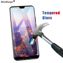 Tempered Glass For Huawei Honor 9 Lite Screen Protector Case For Honor 10 Lite P Smart 9i 8 6C Pro V9 V10 6X 7X Full Cover Film(China)