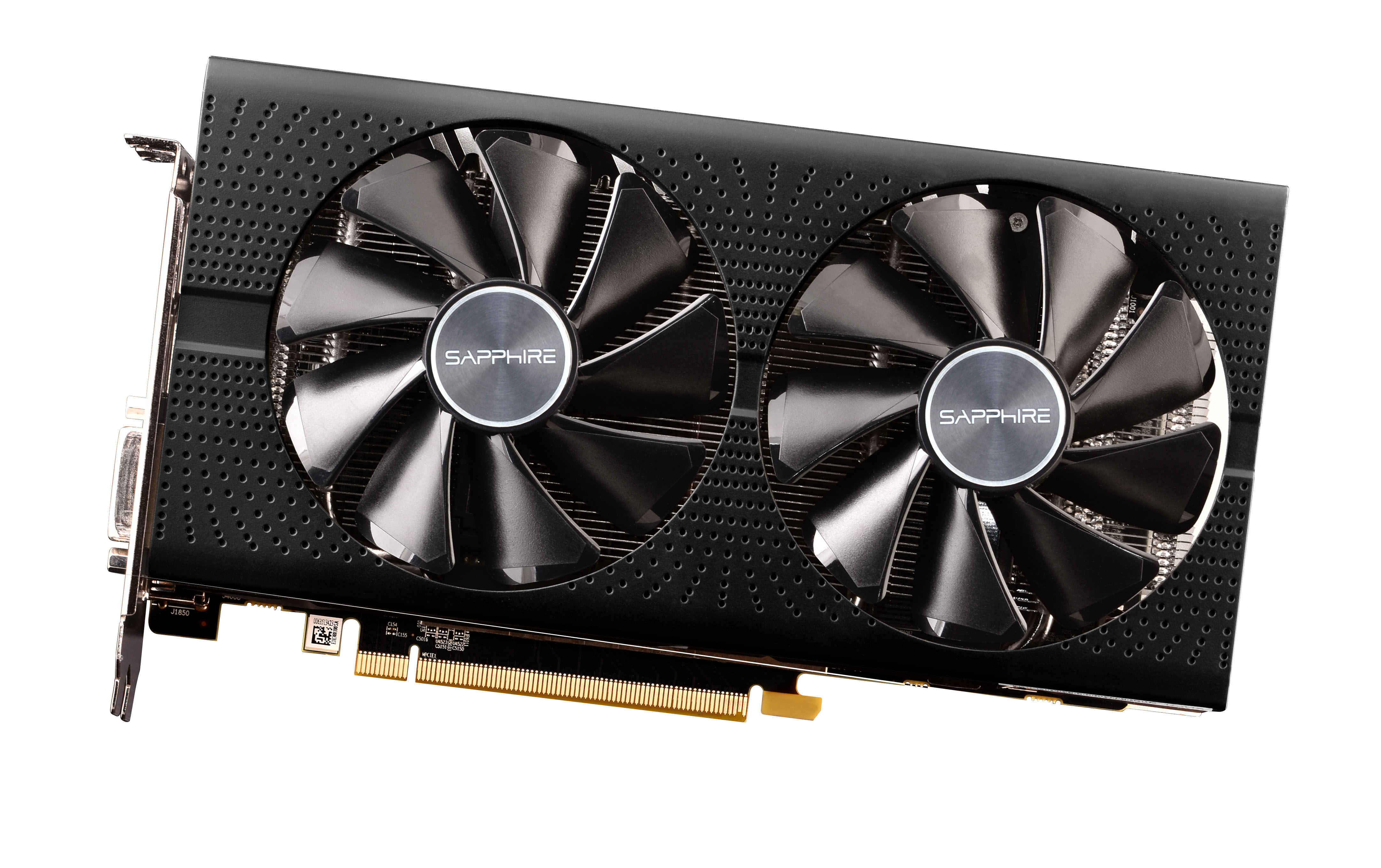 US $125 0 |USED,Sapphire RX 570 4G graphics cards 7000MHz GDDR5 256bits  HDMI+DVI+DP*3 PCI X16 express3-in Graphics Cards from Computer & Office on